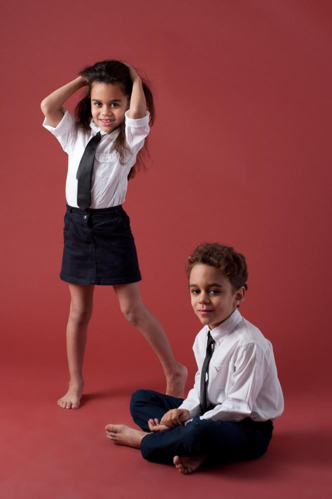 shooting photo enfant en studio professionnel paris 2